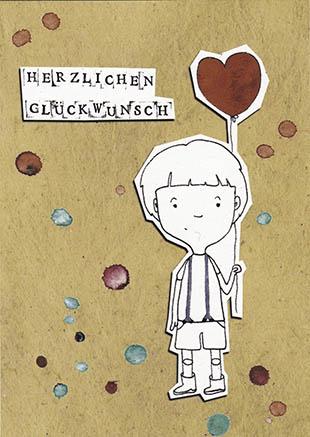 Postkarte von anna-artwork