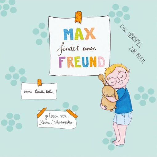 Hörspiel Max findet einen Freund